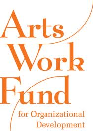 Arts Work Fund logo